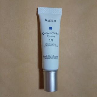 ビーグレン(b.glen)のビーグレン ホワイトクリーム1.9 トライアルサイズ5g(フェイスクリーム)
