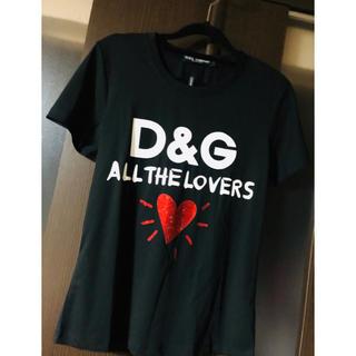 DOLCE&GABBANA - 新品ドルチェ&ガッバーナ Tシャツ S
