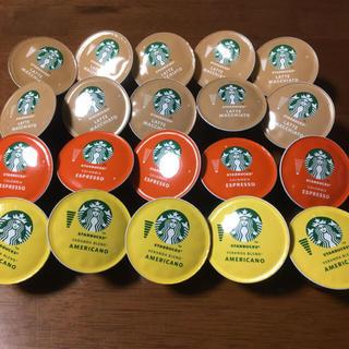 Starbucks Coffee - ドルチェグスト 専用カプセル スターバックス