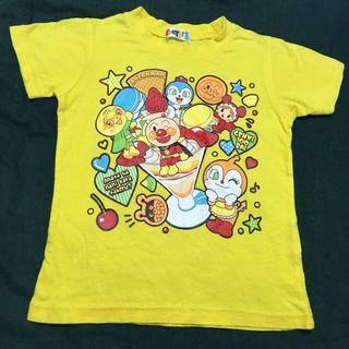 アンパンマン(アンパンマン)のアンパンマン 半袖Tシャツ 110 アンパンマン あかちゃんまん ドキンちゃん(Tシャツ/カットソー)