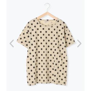 SM2 - 新品*SM2*オーガニックコットン ドット柄プリントTシャツ