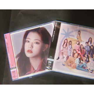 エイチケーティーフォーティーエイト(HKT48)のIZ*ONE 好きと言わせたい チャン・ウォニョン WIZ*ONE盤 2枚(K-POP/アジア)
