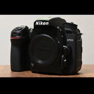 Nikon - 値段調整中【美品】Nikon D7500 ニコン