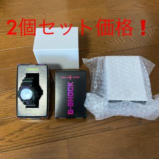 ジーショック(G-SHOCK)の《新品予約完売品》エヴァンゲリオン G-SHOCK お得2個セット(腕時計(デジタル))
