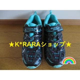 アキレス(Achilles)の瞬足レモンパイ★24cm.adidas.NIKE.PUMA.アンダー.asics(スニーカー)
