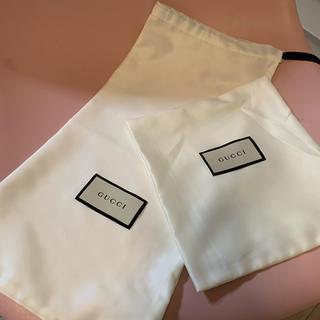 グッチ(Gucci)の新品⭐︎グッチ 靴袋 二枚セット(その他)