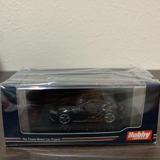 ホビージャパン(HobbyJAPAN)の新品未開封 ホビージャパン 1/64 トヨタ GR スープラ  ブラック RZ(ミニカー)