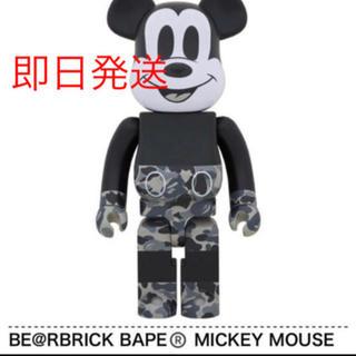 メディコムトイ(MEDICOM TOY)のmedicom toy bape mickey 1000%(その他)