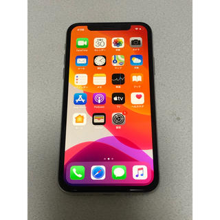iPhone - iPhoneX 本体 SIMフリー バッテリー98%