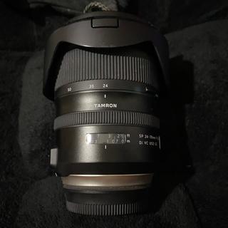 TAMRON - TAMRONタムロン SP24-70mm F/2.8 G2 canon ef