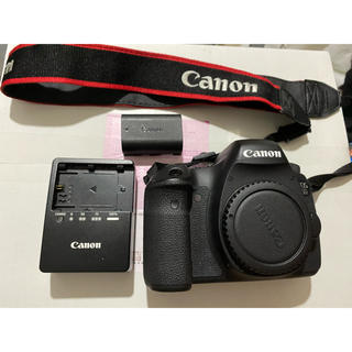 キヤノン(Canon)のcanon eos 6d ボディ キャノン フルサイズ(デジタル一眼)