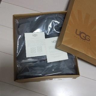 UGG - 新品未使用 UGG ムートンブーツ グレー