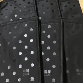 UNIQLO - 6枚セット★ユニクロ 保冷バッグ ノベルティ 2020感謝祭 グッズ エコバッグ