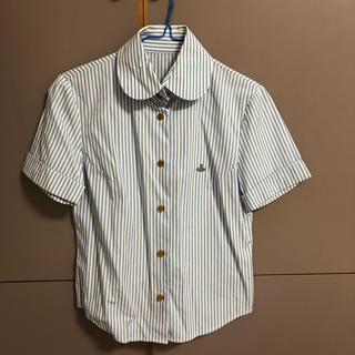 Vivienne Westwood - Vivienne Westwood 丸襟シャツ