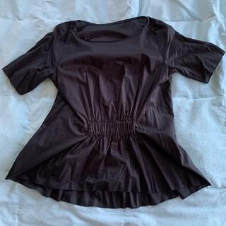 未使用 ファスサンファサール c+ ブラウス(シャツ/ブラウス(半袖/袖なし))