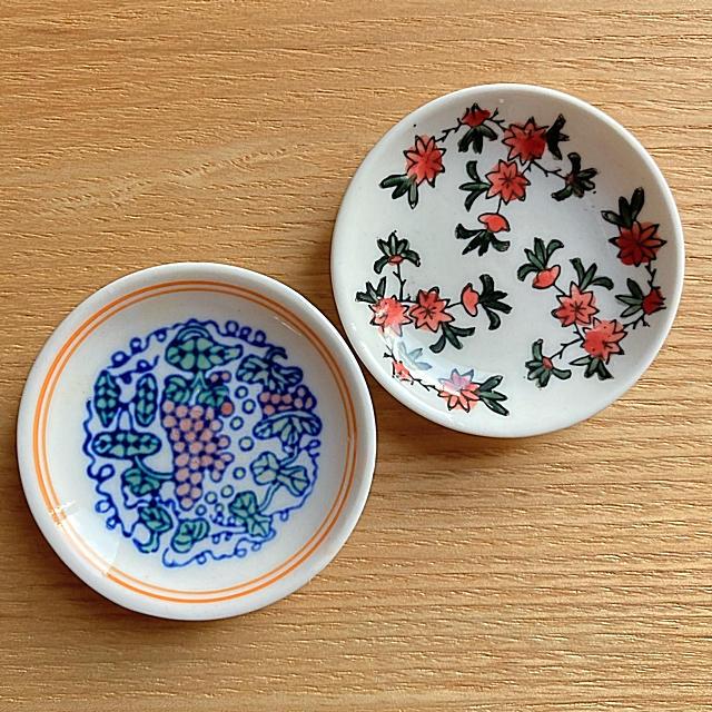 FELISSIMO(フェリシモ)の皿 2枚セット インテリア/住まい/日用品のキッチン/食器(食器)の商品写真