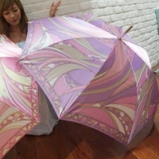 レディー(Rady)のRady♡新品  マーブル柄 傘 アンブレラ(傘)