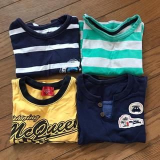 ユニクロ(UNIQLO)の半袖 Tシャツ 80(Tシャツ)