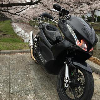 ホンダ(ホンダ)のPCX初期型(車体)
