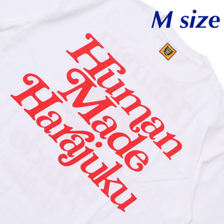 GDC - HUMAN MADE Girls Don't Cry Tシャツ