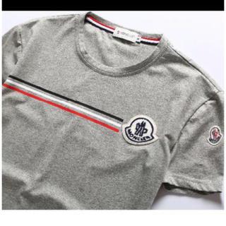 モンクレール(MONCLER)のモンクレール  S(Tシャツ/カットソー(半袖/袖なし))