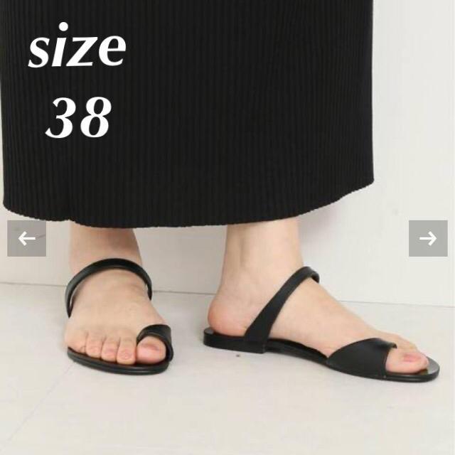 IENA(イエナ)の新品◇LAOCOONTE ラオコンテ フラットサンダル レディースの靴/シューズ(サンダル)の商品写真