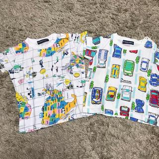 ユニクロ(UNIQLO)のTシャツ 80センチ(Tシャツ)