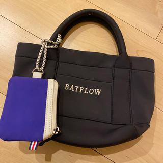 ベイフロー(BAYFLOW)のBAYFLOW バック 美品(トートバッグ)