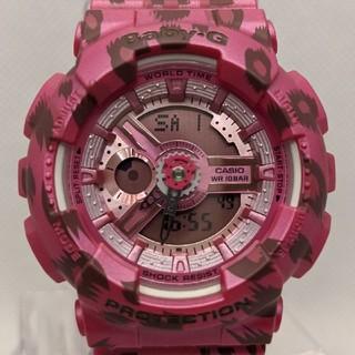 ベビージー(Baby-G)のあや様専用G-SHOCK baby-G BA-110LP-4AJF ピンク(腕時計(デジタル))
