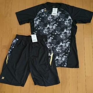 ZETT - ゼットプロステイタス 限定Tシャツ・ハーフパンツセット