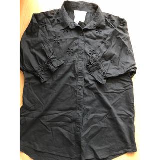 ディスコート(Discoat)のDiscoat 半袖 ブラウス(シャツ/ブラウス(半袖/袖なし))