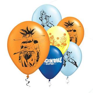 ドラゴンボール(ドラゴンボール)の☆大人気☆ ドラゴンボールスーパーバルーン 8個セット(キャラクターグッズ)