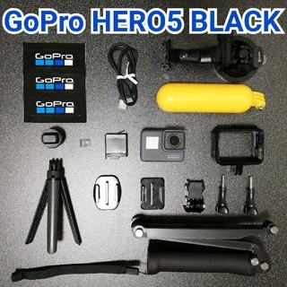 ゴープロ(GoPro)の【お得セット】GoPro HERO5  BLACK✨(ビデオカメラ)