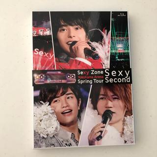 セクシー ゾーン(Sexy Zone)のSexy zone Sexy second spring tour(ミュージック)
