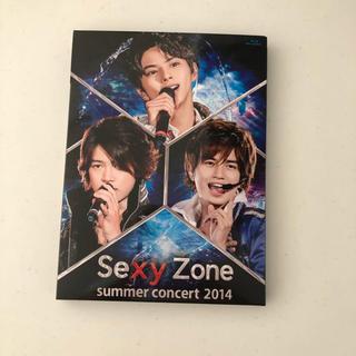 セクシー ゾーン(Sexy Zone)のSexy Zone summer concert 2014(初回限定盤) Blu(ミュージック)