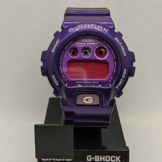 ジーショック(G-SHOCK)のG-SHOCK DW-6900CC-6JF パープル(腕時計(デジタル))