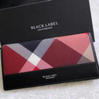 ブラックレーベルクレストブリッジ(BLACK LABEL CRESTBRIDGE)の長財布(長財布)