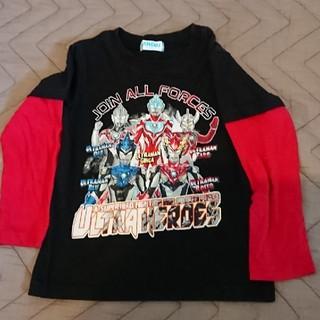 バンダイ(BANDAI)のウルトラマン ロングTシャツ(Tシャツ/カットソー)