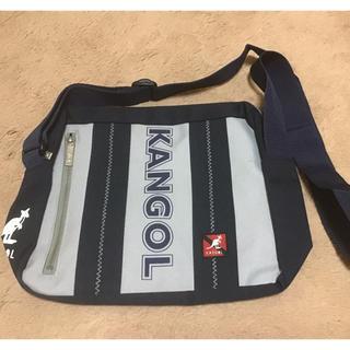 カンゴール(KANGOL)の【KANGOL】ショルダーバッグ (ショルダーバッグ)