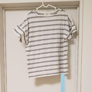 SM2 - ボーダーTシャツ