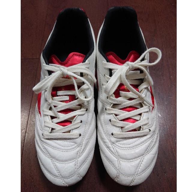 MIZUNO(ミズノ)のミズノ サッカースパイク モナルシーダ2 ジャパン size25.0cm スポーツ/アウトドアのサッカー/フットサル(シューズ)の商品写真