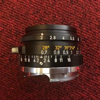 ライカ(LEICA)のLeica ズミクロン 35mm f2(レンズ(単焦点))