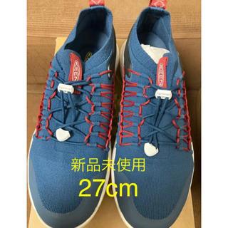 KEEN - 27cm keen explore uneek blue red