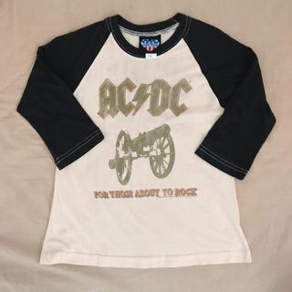 ジャンクフード(JUNK FOOD)のJUNKFOOD AC/DC (Tシャツ(長袖/七分))