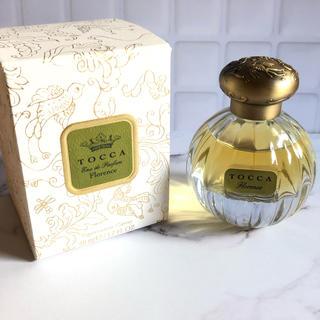 トッカ(TOCCA)のTOCCA フローレンス オードパルファム50ml  香水 残量8割以上(香水(女性用))