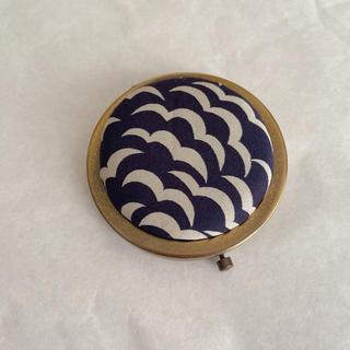 mina perhonen - コンパクトミラー 直径7cm