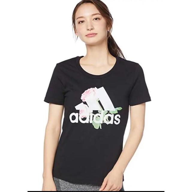 adidas(アディダス)の⭐︎しょうたろう様専用⭐︎ adidas Tシャツ レディース レディースのトップス(Tシャツ(半袖/袖なし))の商品写真