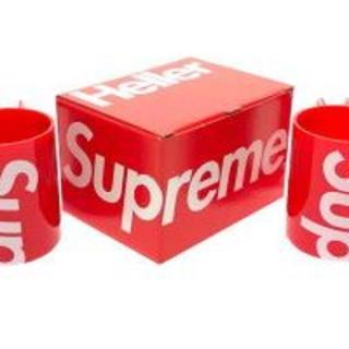 シュプリーム(Supreme)のSUPREME Heller Mugs マグカップ 新作 20SS 新品(その他)