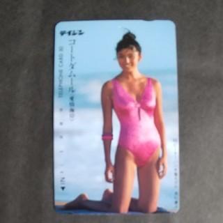高杉慶子 テレカ テレホンカード未使用(女性タレント)