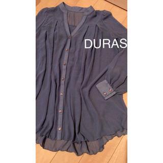 デュラス(DURAS)のDURAS(シャツ/ブラウス(長袖/七分))